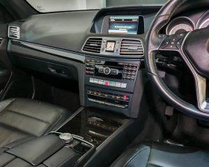 2015 Mercedes-Benz E-Class E250 CGI Coupe - Centre Console
