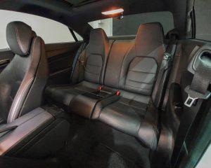 2015 Mercedes-Benz E-Class E250 CGI Coupe - Rear Passenger Seat
