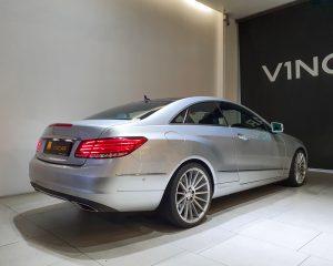 2015 Mercedes-Benz E-Class E250 CGI Coupe - Rear Quarter Angle