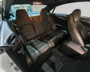 2015 Mercedes-Benz E-Class E250 CGI Coupe - Rear Seat