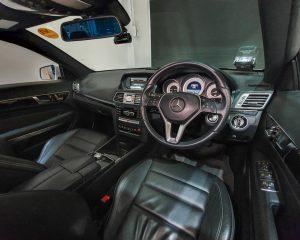 2015 Mercedes-Benz E-Class E250 CGI Coupe - Steering Wheel