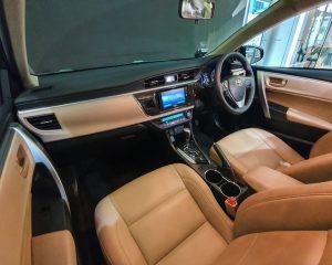 2015 Toyota Corolla Altis 1.6A Classic - Interior Dash