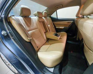 2015 Toyota Corolla Altis 1.6A Classic - Rear Seat