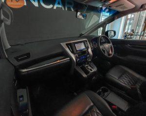 2015 Toyota Vellfire 2.5A Z - Interior dash
