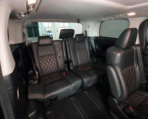 2015 Toyota Vellfire 2.5A Z - Rear Seat