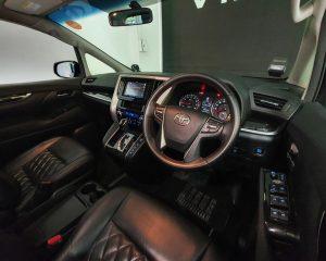 2015 Toyota Vellfire 2.5A Z - Steering Wheel