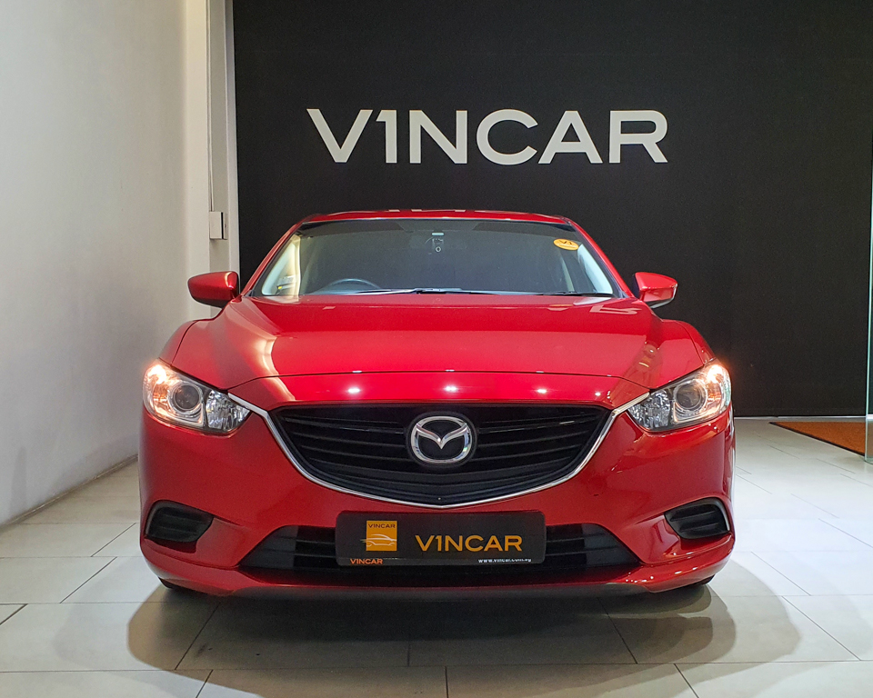 2016 Mazda 6 2.0A - Front Direct