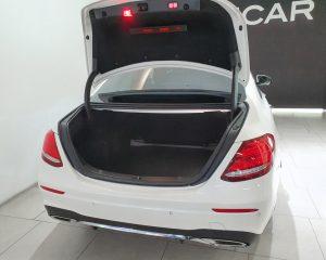 2016 Mercedes-Benz E-Class E200 AMG Line - Boot Trunk
