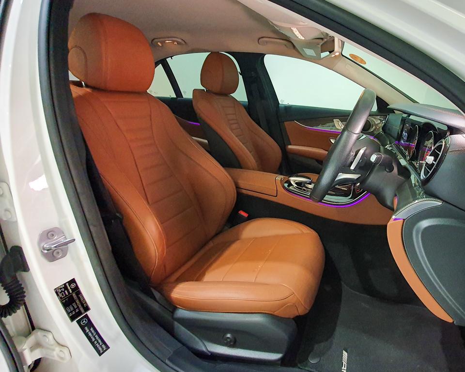 2016 Mercedes-Benz E-Class E200 AMG Line - Driver_s Seat
