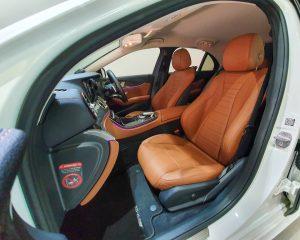 2016 Mercedes-Benz E-Class E200 AMG Line - Front Passenger Seat