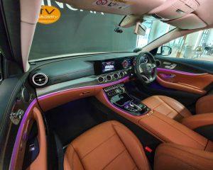 2016 Mercedes-Benz E-Class E200 AMG Line - Interior Dashboard