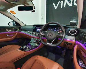 2016 Mercedes-Benz E-Class E200 AMG Line - Steering Wheel