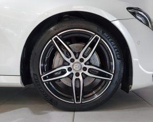 2016 Mercedes-Benz E-Class E200 AMG Line - Wheels
