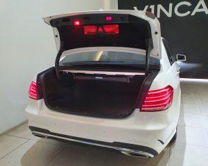 2016 Mercedes-Benz E-Class E250 Edition E Sunroof - Boot Trunk
