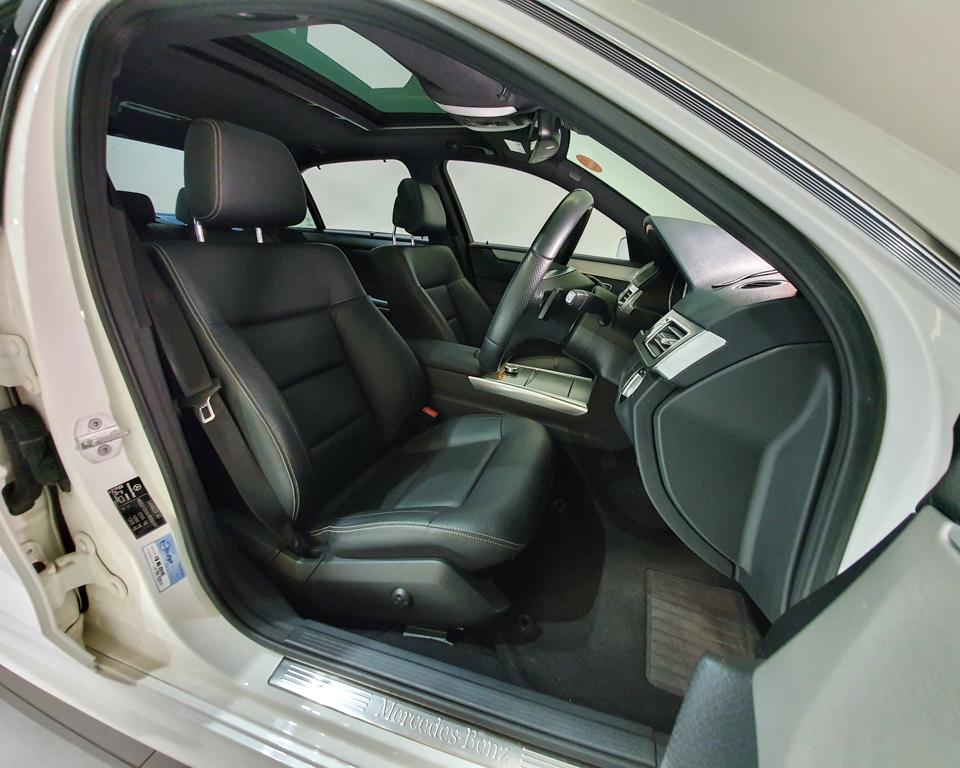 2016 Mercedes-Benz E-Class E250 Edition E Sunroof - Driver's Seat