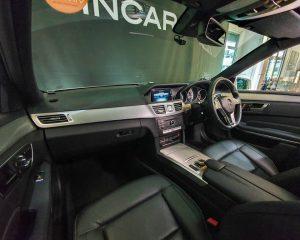 2016 Mercedes-Benz E-Class E250 Edition E Sunroof - Interior Dash