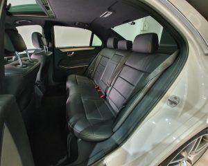 2016 Mercedes-Benz E-Class E250 Edition E Sunroof - Rear Passenger Seat