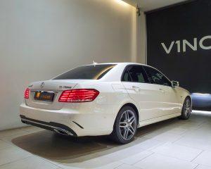 2016 Mercedes-Benz E-Class E250 Edition E Sunroof - Rear Quarter Angle