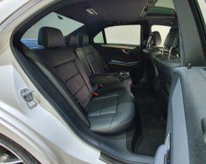 2016 Mercedes-Benz E-Class E250 Edition E Sunroof - Rear Seat