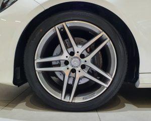 2016 Mercedes-Benz E-Class E250 Edition E Sunroof - Wheels