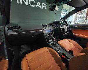 2016 Volkswagen Golf 1.4A TSI Sunroof - Interior Dash