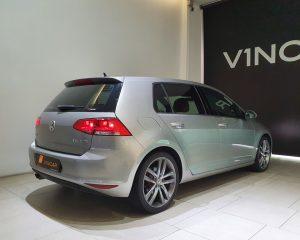 2016 Volkswagen Golf 1.4A TSI Sunroof - Rear Quarter Angle