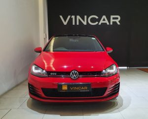 2016 Volkswagen Golf GTI 5DR Sunroof - Front Direct