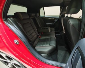 2016 Volkswagen Golf GTI 5DR Sunroof - Rear Seat