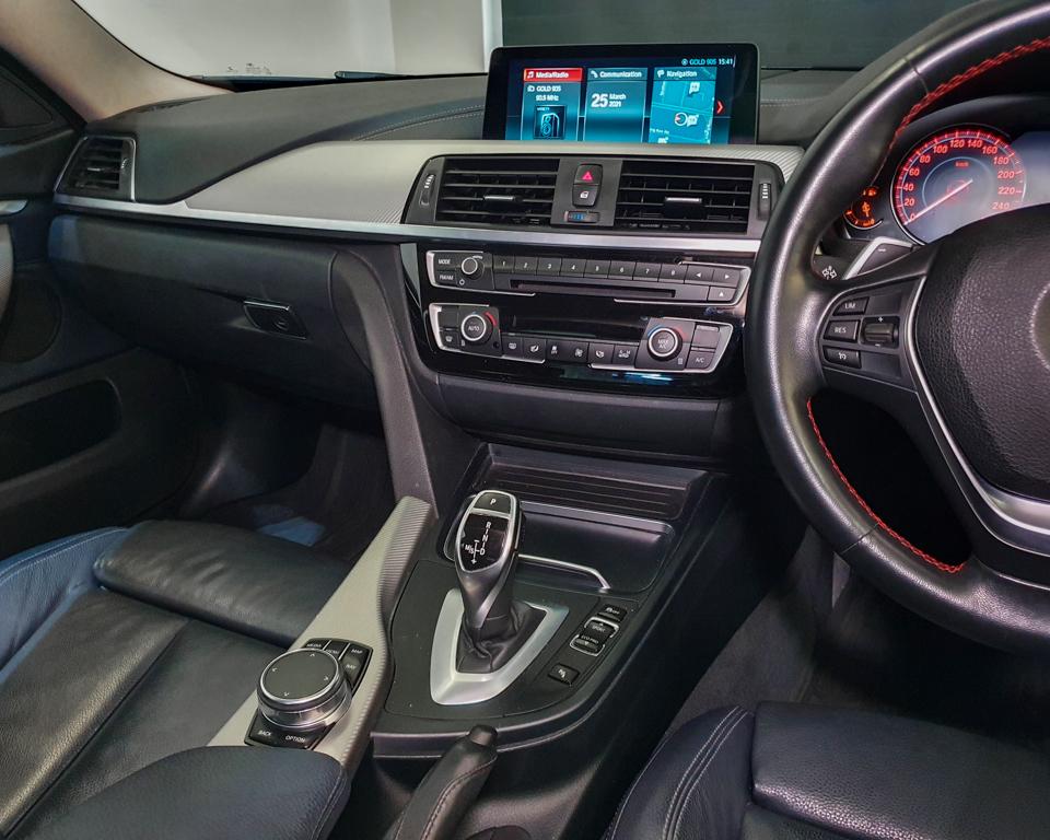 2017 BMW 4 Series 420i Gran Coupe - Centre Console