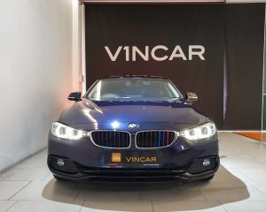 2017 BMW 4 Series 420i Gran Coupe - Front Direct