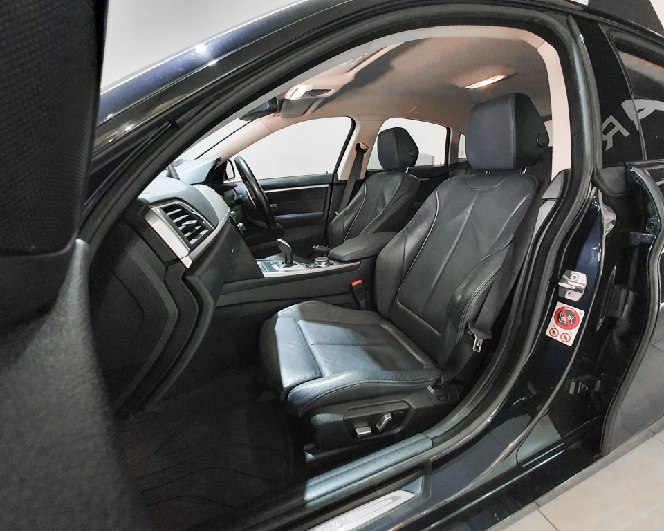 2017 BMW 4 Series 420i Gran Coupe - Front Passenger Seat