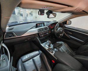 2017 BMW 4 Series 420i Gran Coupe - Interior Dash