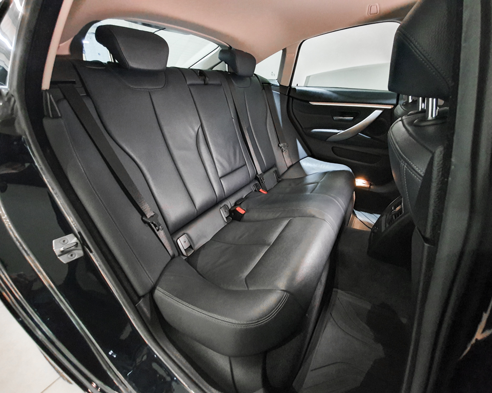 2017 BMW 4 Series 420i Gran Coupe - Rear Seat