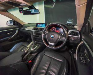 2017 BMW 4 Series 420i Gran Coupe - Steering Wheel