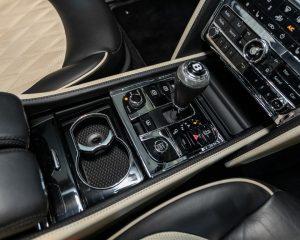 2017 Bentley Mulsanne 6.75A Speed - Center Console
