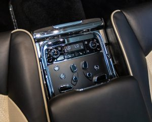 2017 Bentley Mulsanne 6.75A Speed - Control System