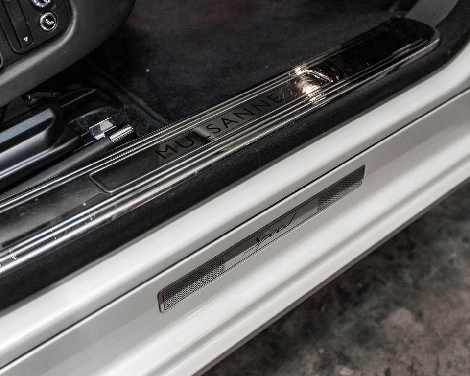 2017 Bentley Mulsanne 6.75A Speed - Door Sill
