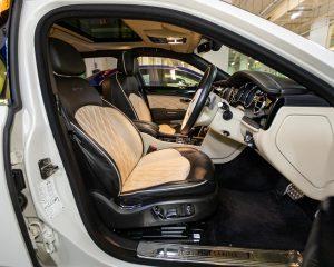 2017 Bentley Mulsanne 6.75A Speed - Driver_s Seat