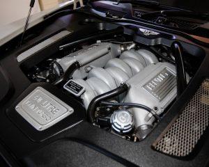 2017 Bentley Mulsanne 6.75A Speed - Engine Bay
