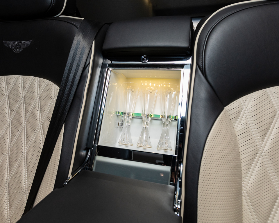 2017 Bentley Mulsanne 6.75A Speed - Executive Cooler
