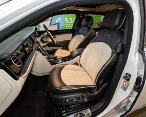 2017 Bentley Mulsanne 6.75A Speed - Front Passenger Seat