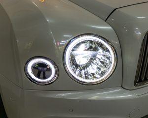 2017 Bentley Mulsanne 6.75A Speed - Headlamp