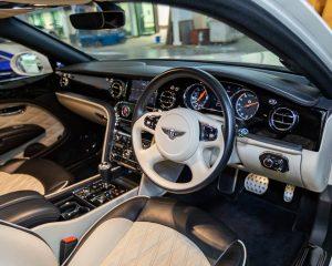 2017 Bentley Mulsanne 6.75A Speed - Steering Wheel