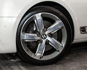 2017 Bentley Mulsanne 6.75A Speed - Wheels