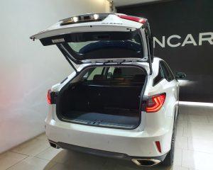 2017 Lexus RX Turbo RX200t Luxury Sunroof - Boot Space