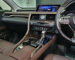 2017 Lexus RX Turbo RX200t Luxury Sunroof - Center Console