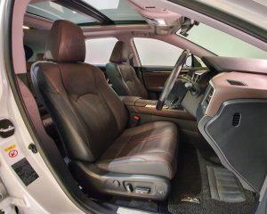 2017 Lexus RX Turbo RX200t Luxury Sunroof - Driver Seat
