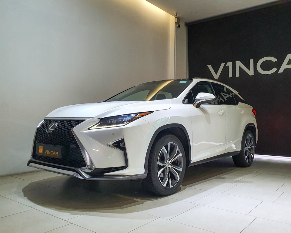 2017 Lexus RX Turbo RX200t Luxury Sunroof - Front Angle