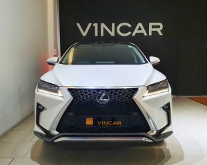 2017 Lexus RX Turbo RX200t Luxury Sunroof - Front Direct