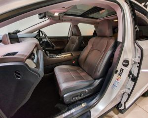 2017 Lexus RX Turbo RX200t Luxury Sunroof - Front Passenger Seat
